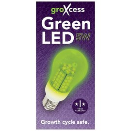 GroXcess Green LED 5W