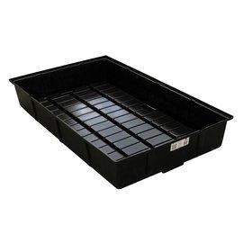 "Botanicare Botanicare 2x4 ID Black Tray, 26"" x 44"" x 7"