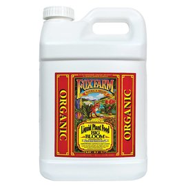 Fox Farm FoxFarm Big Bloom Liquid Plant Food, 2.5 gal