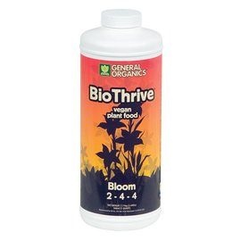 General Organics GH General Organics BioThrive Bloom, qt