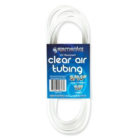 Elemental Solutions O2 Clear Air Tubing 3/16 10