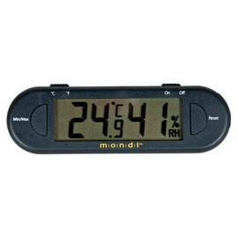 Mondi Mondi Mini Greenhouse Thermo-Hygrometer