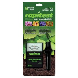 Rapitest Light Intensity Meter