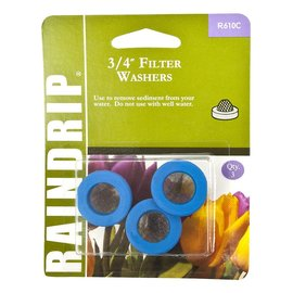 Raindrip Filter Washers 3 Pack