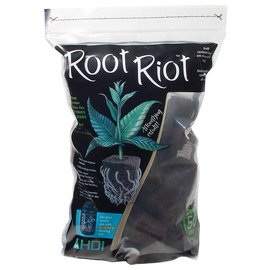 Hydrodynamics International HydroDynamics Root Riot Starter Cubes, 100 Pack