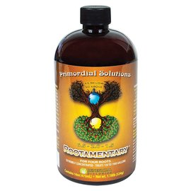 Primordial Solutions Primordial Solutions Rootamentary, pt