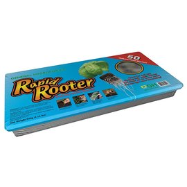 General Hydroponics GH Rapid Rooter Starter Tray, 50 Site