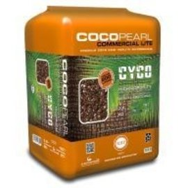 CYCO CYCO Coco Pearl with Mycorrhizae, 3.8 cu ft Orange