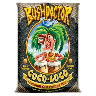Fox Farm FoxFarm Bush Doctor Coco Loco Potting Mix, 2 cu ft
