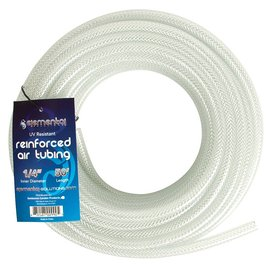 "Elemental Solutions O2 Reinforced Air Tubing 1/4"", 50"