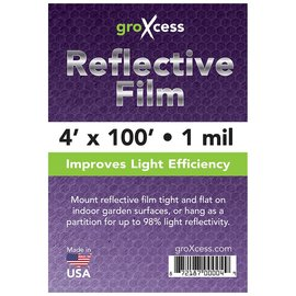 GroXcess Reflective Film 1 Mil 100
