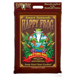 Fox Farm FoxFarm Happy Frog Potting Soil, 12 qt (IN, MO, FL, GA Only)