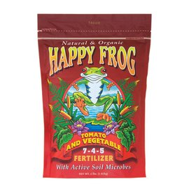 Fox Farm FoxFarm Happy Frog Tomato and Vegetable, 4 lb