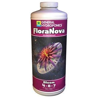 General Hydroponics GH FloraNova Bloom, qt