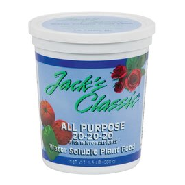 JR Peters Jack's Classic All Purpose, 1.5 lb