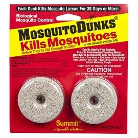 Summit Mosquito Dunks, 2 Pack