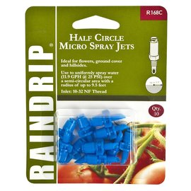 Raindrip Half Circle Micro Spray Jet 10 Pack