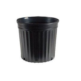 nursery supplies Nursery Pot #5 Black