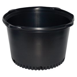 Gro Pro Nursery Pot 10 Black