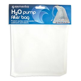 Elemental Solutions Elemental Solutions H2O Pump Filter Bag Small 8 x 9