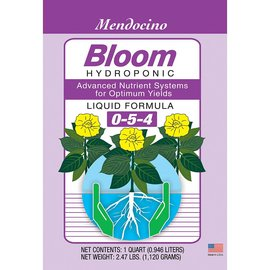 Grow More Grow More Mendocino Bloom Hydroponic, qt