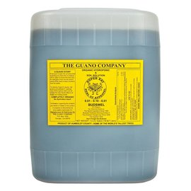 The Guano Company The Guano Company Budswel Liquid, 5 gal