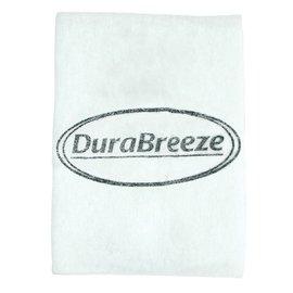 "DuraBreeze Lite Carbon Filter Pre-Filter, 4"" x 8"""