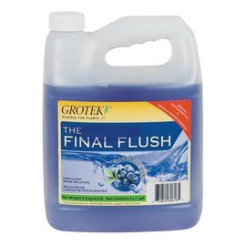 Grotek Grotek Final Flush Blueberry, 4 L
