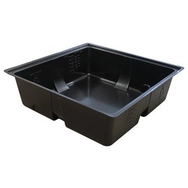 Botanicare Botanicare E-Series Reservoir Bottom Black, 100 gal