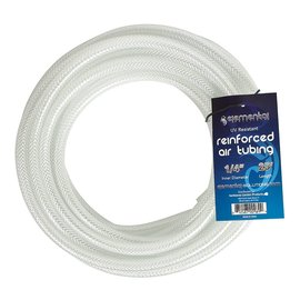 """Elemental Solutions Elemental Solutions O2 Reinforced Air Tubing 1/4"""", 25"""