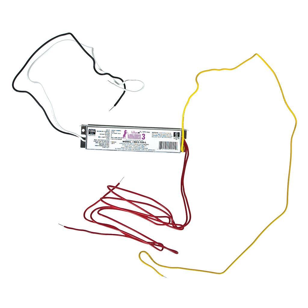 Workhorse Ballast T5 Wiring Diagram