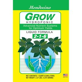 Grow More Grow More Mendocino Grow Hydroponic qt