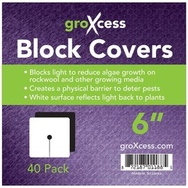 groXcess GroXcess Block Cover 6 40 Pack