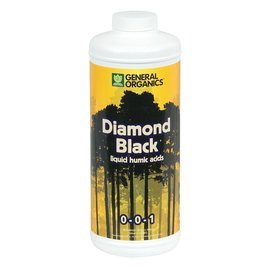 General Organics GH General Organics Diamond Black, qt
