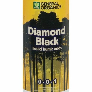 General Organics GH General Organics Diamond Black, qt