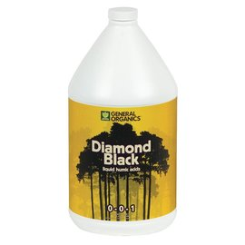 General Organics General Organics Diamond Black, gal