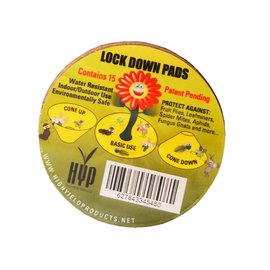High Yield Products Lock Down Pads 3 15 pack