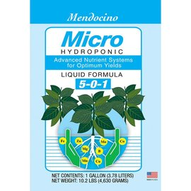 Grow More Grow More Mendocino Micro Hydroponic, gal