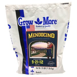 Grow More Grow More Mendocino Bloom Pro, 25 lb