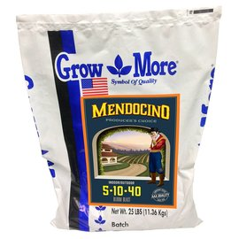 Grow More Grow More Mendocino Bloom Blast, 25 lb