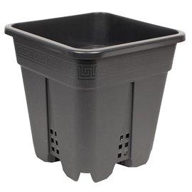 Gro Pro Gro Pro Square Plastic Cone Pot 4 Gallon