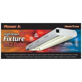 Pioneer Pioneer Jr. 2 x 2 Tube T5 Fixture with Grow Tubes