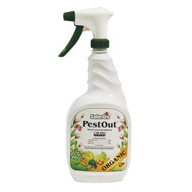 SaferGro SaferGro Pest Out RTU, qt