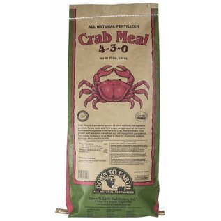 Down To Earth Down To Earth Crab Meal - 20 lb
