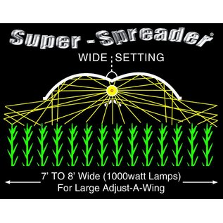 Adjust-A-Wings Adjust-A-Wings Avenger Medium Reflector w/ Cord