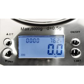 Measure Master Measure Master 5000 XL Digital Scale w/ 4 L Bowl