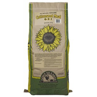 Down To Earth Down To Earth Cottonseed Meal - 20 lb