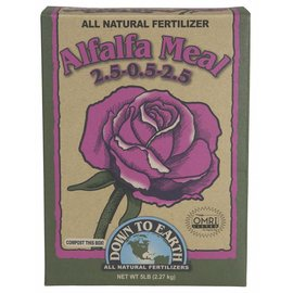 Down To Earth Down To Earth Alfalfa Meal - 5 lb (6/Cs)