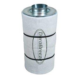 "DuraBreeze DuraBreeze Carbon Filter, 6"" Tall, 750 cfm"
