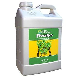 General Hydroponics GH FloraGro, 2.5 gal